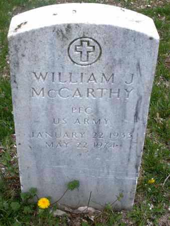 MCCARTHY, WILLIAM J. - Montgomery County, Ohio | WILLIAM J. MCCARTHY - Ohio Gravestone Photos