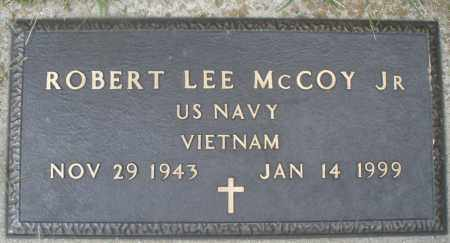 MCCOY, ROBERT LEE JR. - Montgomery County, Ohio | ROBERT LEE JR. MCCOY - Ohio Gravestone Photos