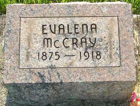 MCCRAY, EVALENE - Montgomery County, Ohio | EVALENE MCCRAY - Ohio Gravestone Photos