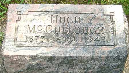 MCCULLOUGH, HUGH - Montgomery County, Ohio | HUGH MCCULLOUGH - Ohio Gravestone Photos