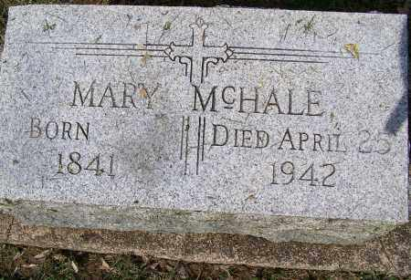 MCHALE, MARY - Montgomery County, Ohio | MARY MCHALE - Ohio Gravestone Photos