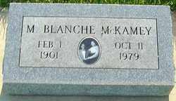 DAVIS MCKAMEY, M BLANCHE - Montgomery County, Ohio | M BLANCHE DAVIS MCKAMEY - Ohio Gravestone Photos