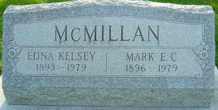 MCMILLAN, MARK E C - Montgomery County, Ohio | MARK E C MCMILLAN - Ohio Gravestone Photos