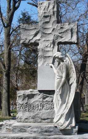 MCMILLEN, MONUMENT - Montgomery County, Ohio | MONUMENT MCMILLEN - Ohio Gravestone Photos