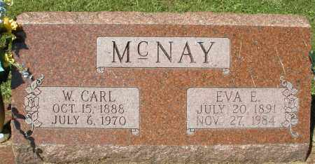 MCNAY, W. CARL - Montgomery County, Ohio | W. CARL MCNAY - Ohio Gravestone Photos