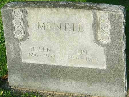 MCNEIL, LEE - Montgomery County, Ohio | LEE MCNEIL - Ohio Gravestone Photos