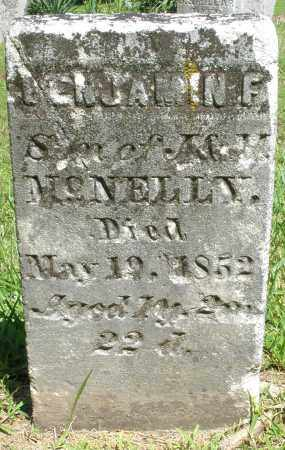 MCNELLY, BENJAMIN F. - Montgomery County, Ohio | BENJAMIN F. MCNELLY - Ohio Gravestone Photos
