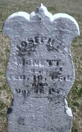 MCNUTT, JOSEPH M. - Montgomery County, Ohio | JOSEPH M. MCNUTT - Ohio Gravestone Photos