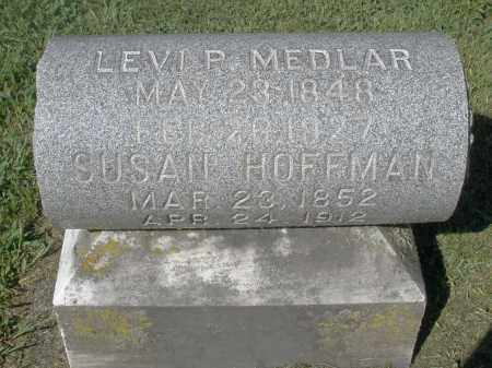 MEDLAR, LEVI P. - Montgomery County, Ohio | LEVI P. MEDLAR - Ohio Gravestone Photos