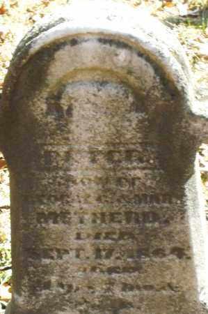 METHERD, PETER - Montgomery County, Ohio   PETER METHERD - Ohio Gravestone Photos