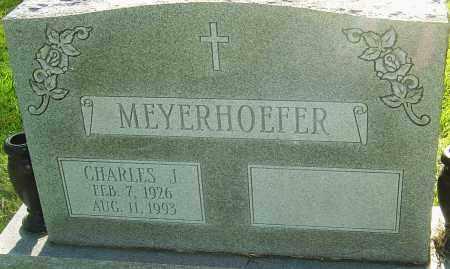 MEYERHOEFER, CHARLES I - Montgomery County, Ohio | CHARLES I MEYERHOEFER - Ohio Gravestone Photos