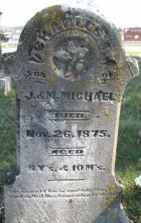 MICHAEL, CHARLES - Montgomery County, Ohio | CHARLES MICHAEL - Ohio Gravestone Photos