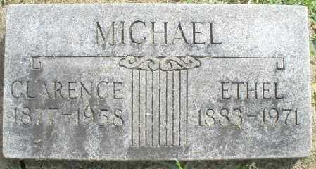 MICHAEL, ETHEL - Montgomery County, Ohio | ETHEL MICHAEL - Ohio Gravestone Photos