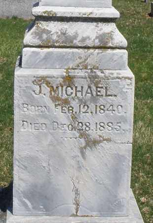 MICHAEL, J. - Montgomery County, Ohio | J. MICHAEL - Ohio Gravestone Photos