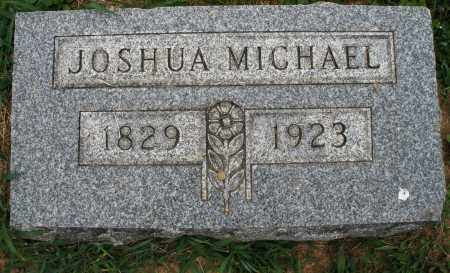 MICHAEL, JOSHUA - Montgomery County, Ohio | JOSHUA MICHAEL - Ohio Gravestone Photos