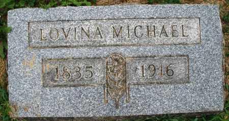 MICHAEL, LOVINA - Montgomery County, Ohio | LOVINA MICHAEL - Ohio Gravestone Photos