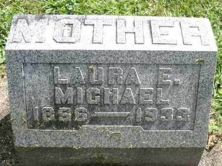 MICHAEL, LAURA E. - Montgomery County, Ohio | LAURA E. MICHAEL - Ohio Gravestone Photos