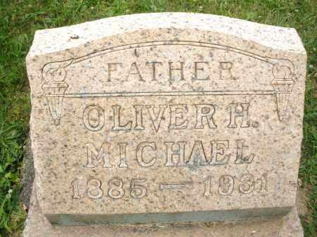 MICHAEL, OLIVER H. - Montgomery County, Ohio | OLIVER H. MICHAEL - Ohio Gravestone Photos