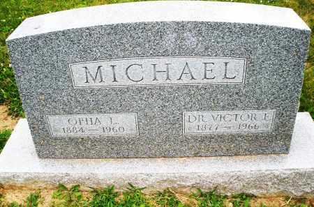 MICHAEL, OPHA - Montgomery County, Ohio | OPHA MICHAEL - Ohio Gravestone Photos