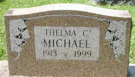 MICHAEL, THELMA C. - Montgomery County, Ohio | THELMA C. MICHAEL - Ohio Gravestone Photos