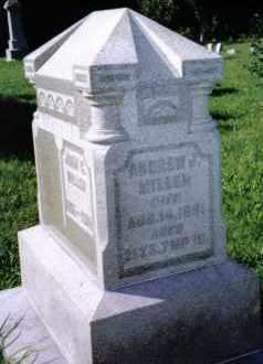 MILLER, ANDREW J. - Montgomery County, Ohio | ANDREW J. MILLER - Ohio Gravestone Photos