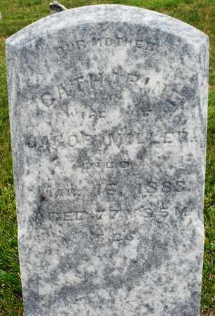 MILLER, CATHARINE - Montgomery County, Ohio | CATHARINE MILLER - Ohio Gravestone Photos