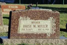 MILLER, DAISY M. - Montgomery County, Ohio | DAISY M. MILLER - Ohio Gravestone Photos