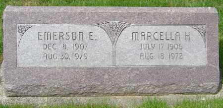 MILLER, MARCELLA - Montgomery County, Ohio | MARCELLA MILLER - Ohio Gravestone Photos