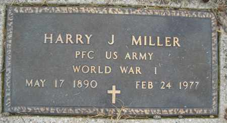 MILLER, HARRY J. - Montgomery County, Ohio | HARRY J. MILLER - Ohio Gravestone Photos