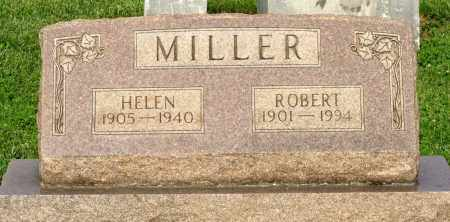 MILLER, ROBERT - Montgomery County, Ohio | ROBERT MILLER - Ohio Gravestone Photos