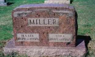 MILLER, IRA LEE - Montgomery County, Ohio | IRA LEE MILLER - Ohio Gravestone Photos