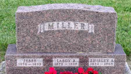 MILLER, SHIRLEY A. - Montgomery County, Ohio | SHIRLEY A. MILLER - Ohio Gravestone Photos