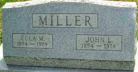 MILLER, EULA M - Montgomery County, Ohio | EULA M MILLER - Ohio Gravestone Photos