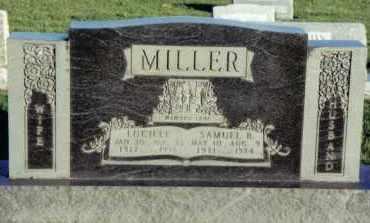 MILLER, SAMUEL B. - Montgomery County, Ohio | SAMUEL B. MILLER - Ohio Gravestone Photos