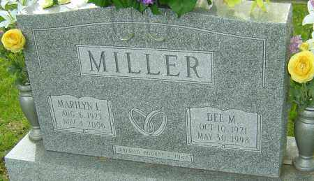 MILLER, MARILYN L - Montgomery County, Ohio | MARILYN L MILLER - Ohio Gravestone Photos