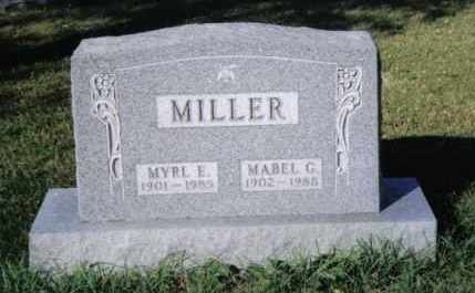 APPLEBY MILLER, MABEL G. - Montgomery County, Ohio | MABEL G. APPLEBY MILLER - Ohio Gravestone Photos