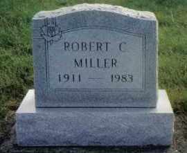 MILLER, ROBERT C. - Montgomery County, Ohio | ROBERT C. MILLER - Ohio Gravestone Photos