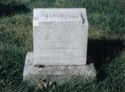 MILLER, WOVA G. - Montgomery County, Ohio | WOVA G. MILLER - Ohio Gravestone Photos