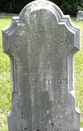 MINNICH, BARBARA - Montgomery County, Ohio | BARBARA MINNICH - Ohio Gravestone Photos