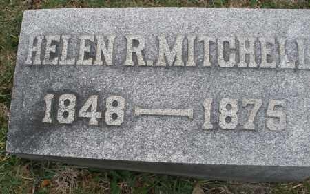 MITCHELL, HELEN R. - Montgomery County, Ohio | HELEN R. MITCHELL - Ohio Gravestone Photos