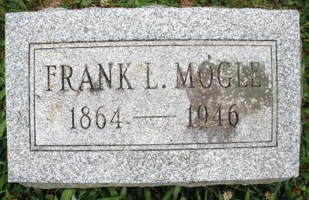 MOGLE, FRANK L. - Montgomery County, Ohio | FRANK L. MOGLE - Ohio Gravestone Photos