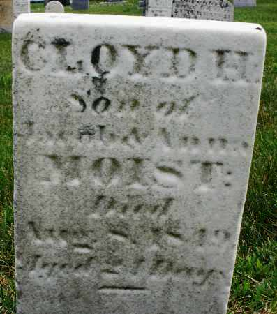 MOIST, CLOYD H. - Montgomery County, Ohio | CLOYD H. MOIST - Ohio Gravestone Photos