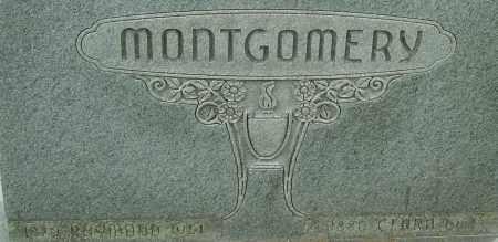 MONTGOMERY, CLARA - Montgomery County, Ohio | CLARA MONTGOMERY - Ohio Gravestone Photos