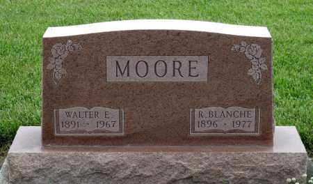 MOORE, R. BLANCHE - Montgomery County, Ohio | R. BLANCHE MOORE - Ohio Gravestone Photos