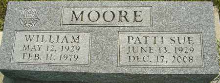 MOORE, WILLIAM - Montgomery County, Ohio | WILLIAM MOORE - Ohio Gravestone Photos