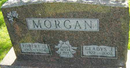 MORGAN, ROBERT D - Montgomery County, Ohio | ROBERT D MORGAN - Ohio Gravestone Photos