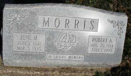 MORRIS, JUNE M. - Montgomery County, Ohio | JUNE M. MORRIS - Ohio Gravestone Photos