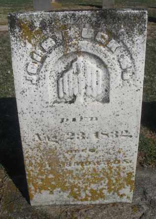 MUCK, JOHN SR. - Montgomery County, Ohio | JOHN SR. MUCK - Ohio Gravestone Photos