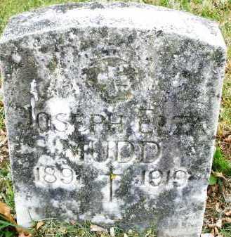 MUDD, JOSEPH E. - Montgomery County, Ohio | JOSEPH E. MUDD - Ohio Gravestone Photos