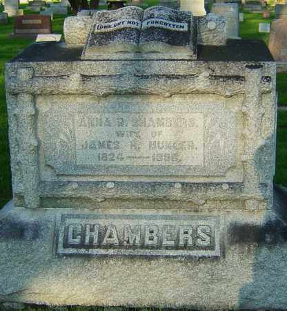 CHAMBERS MUNGER, ANNA R - Montgomery County, Ohio | ANNA R CHAMBERS MUNGER - Ohio Gravestone Photos